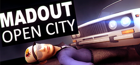 MadOut Open City (Steam, RU region) + Gift