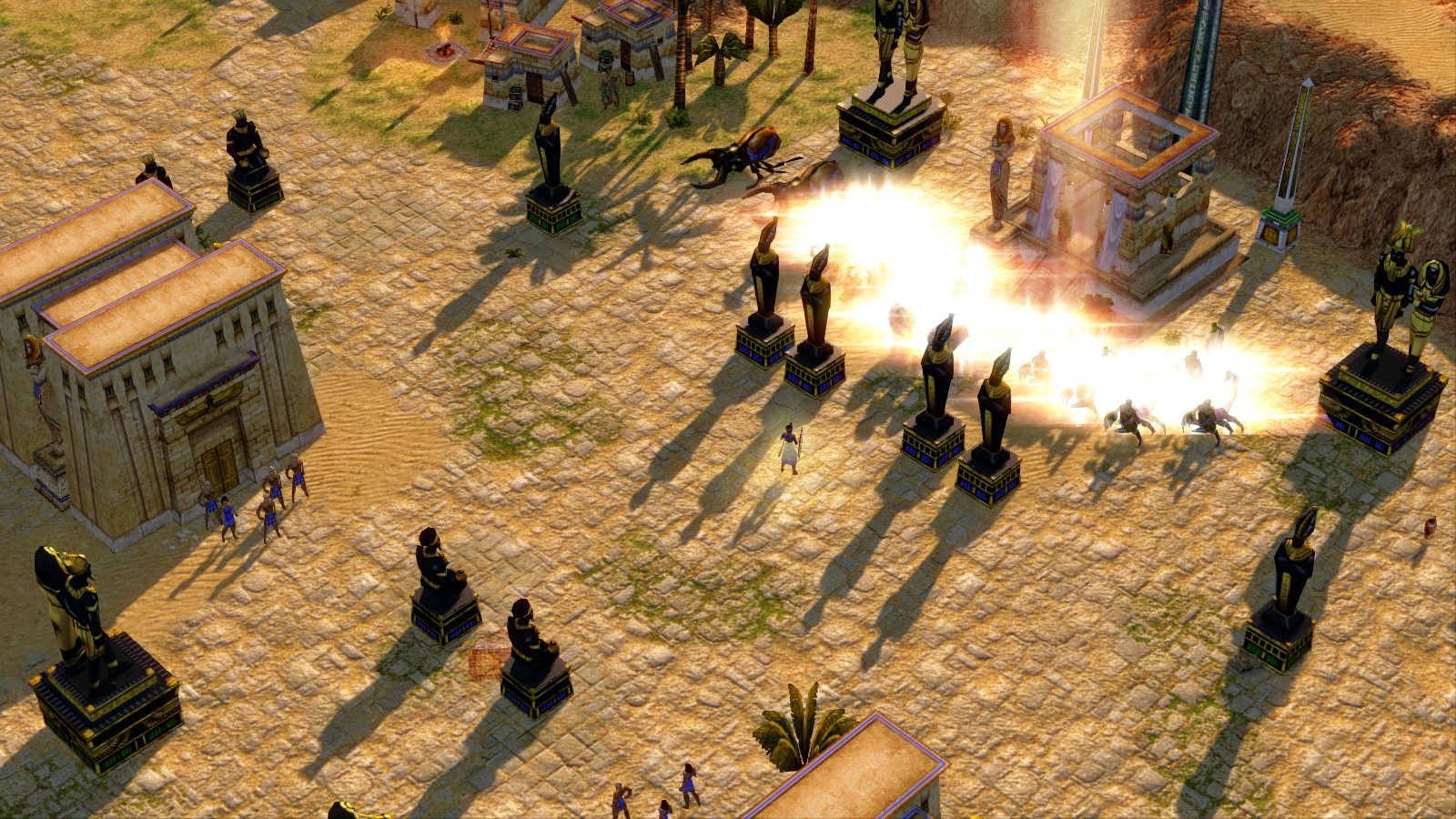 Age of Mythology Extended Steam FREE region, ROW + Gift