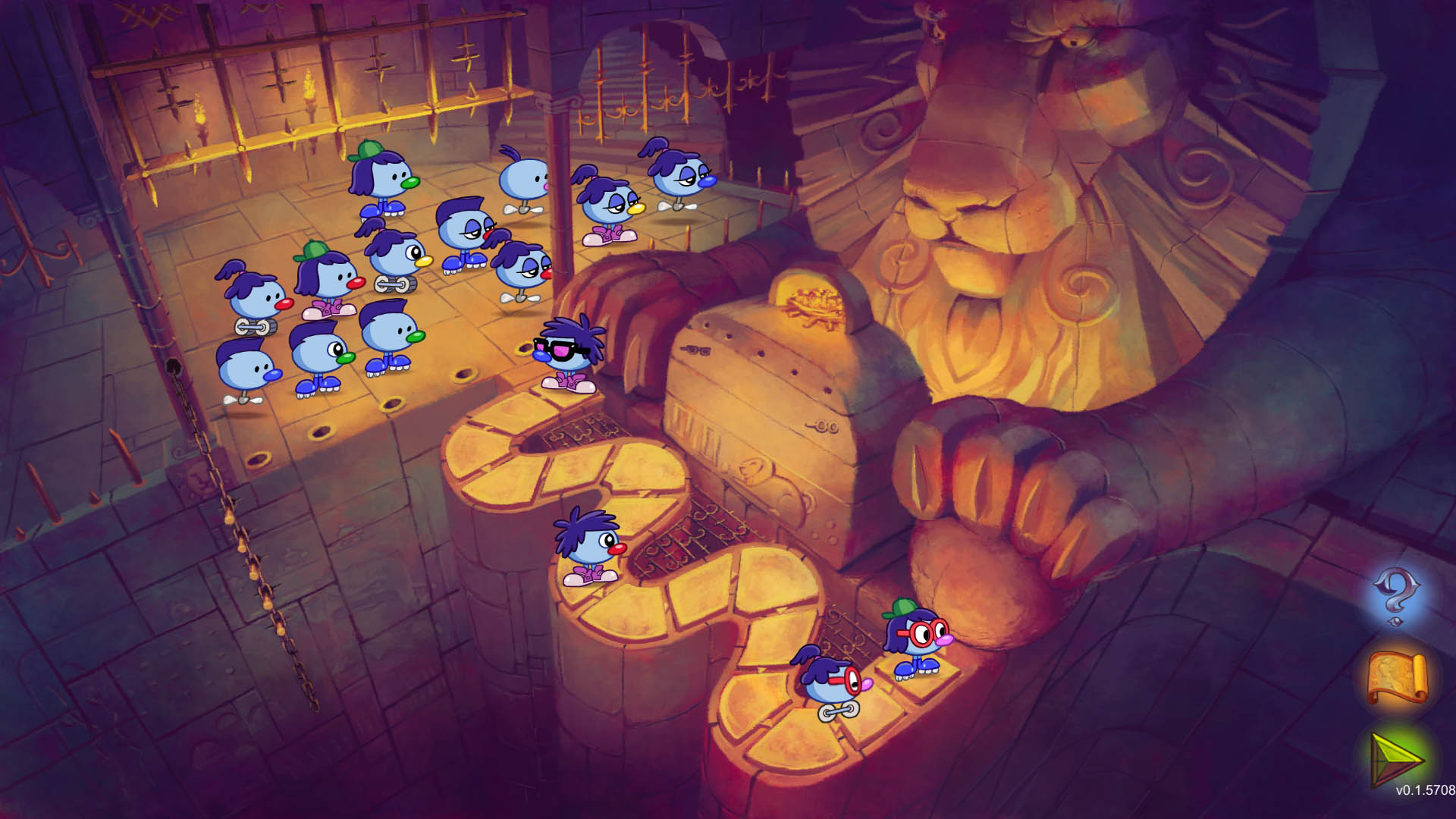 Zoombinis (Steam, RU region) + Gift