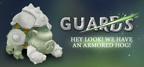 Guards (Steam, RU region) + Подарок