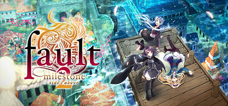 fault - milestone two side:above (Steam, Ru) + Подарок
