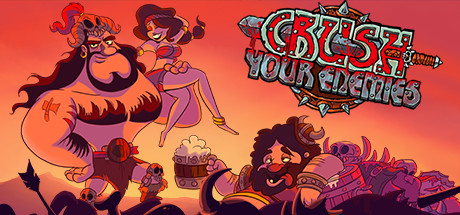 Crush Your Enemies (Steam, RU region) + Gift