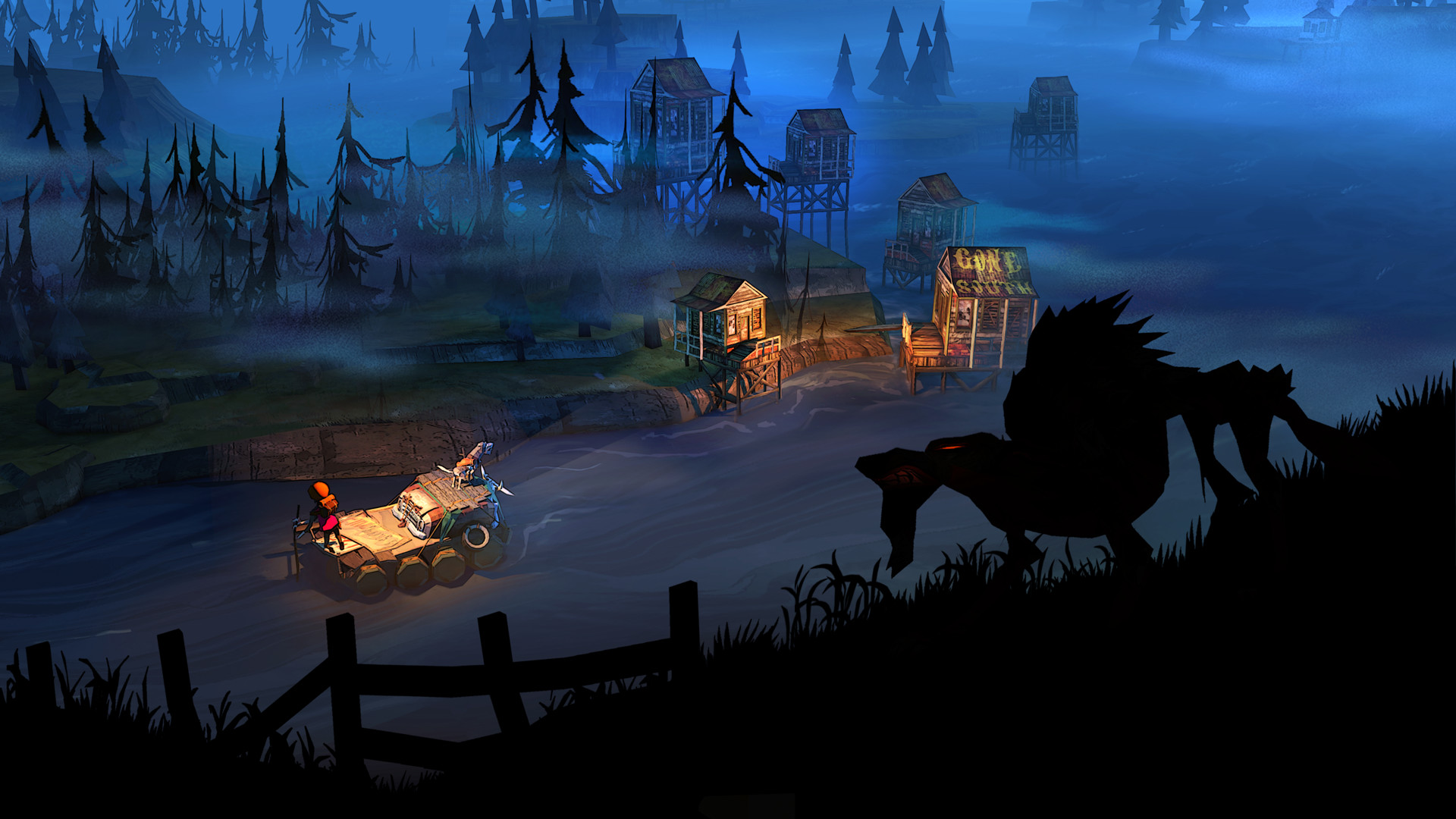 The Flame in the Flood (Steam, RU region) + Gift