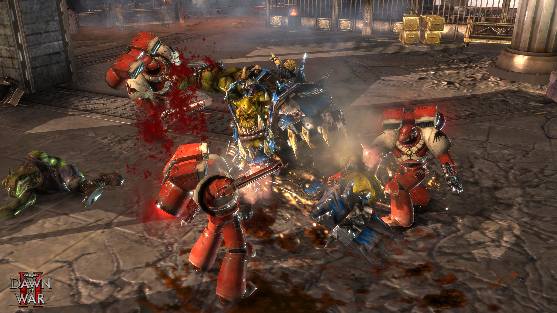 Warhammer 40,000: Dawn of War II - Master Collection RU