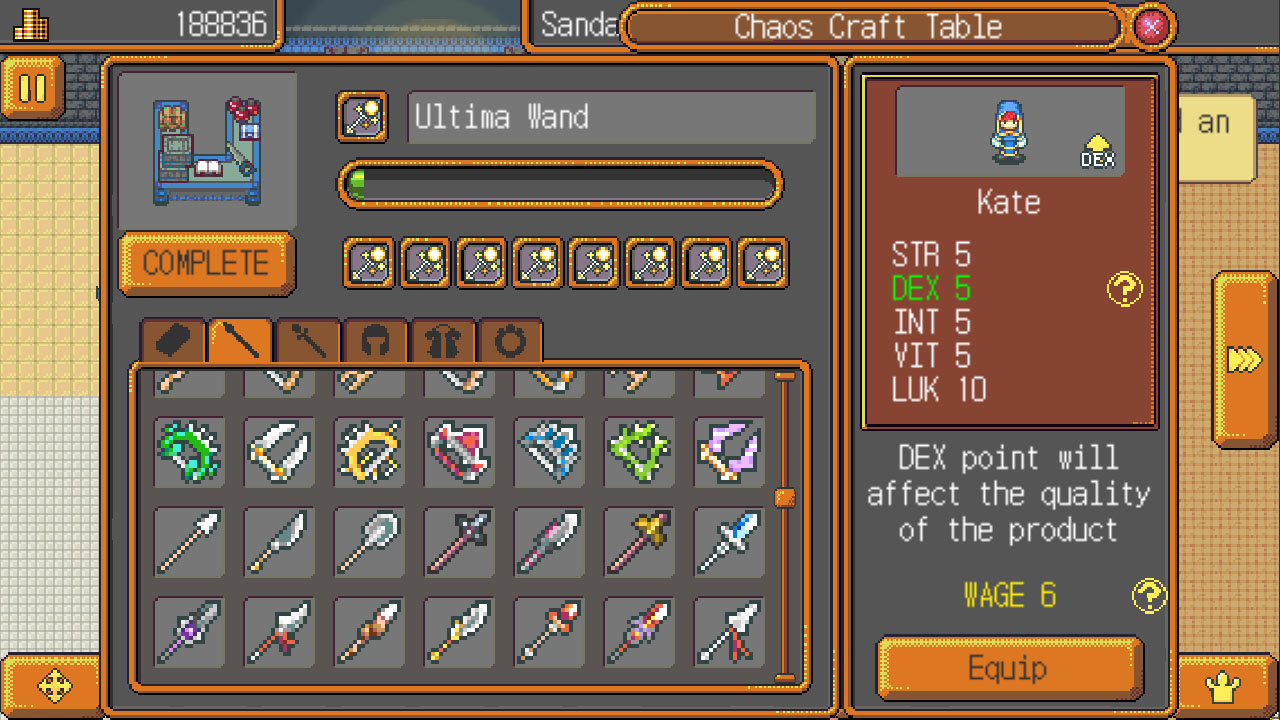 Weapon Shop Fantasy (Steam, RU region) + Gift