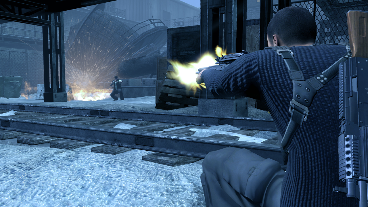 Alpha Protocol (Steam, RU region) + Подарок