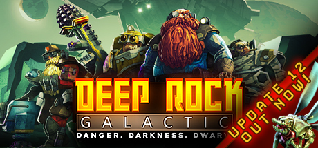 Deep Rock Galactic (Steam, RU)