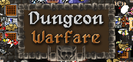 Dungeon Warfare (Steam, RU region) + Подарок