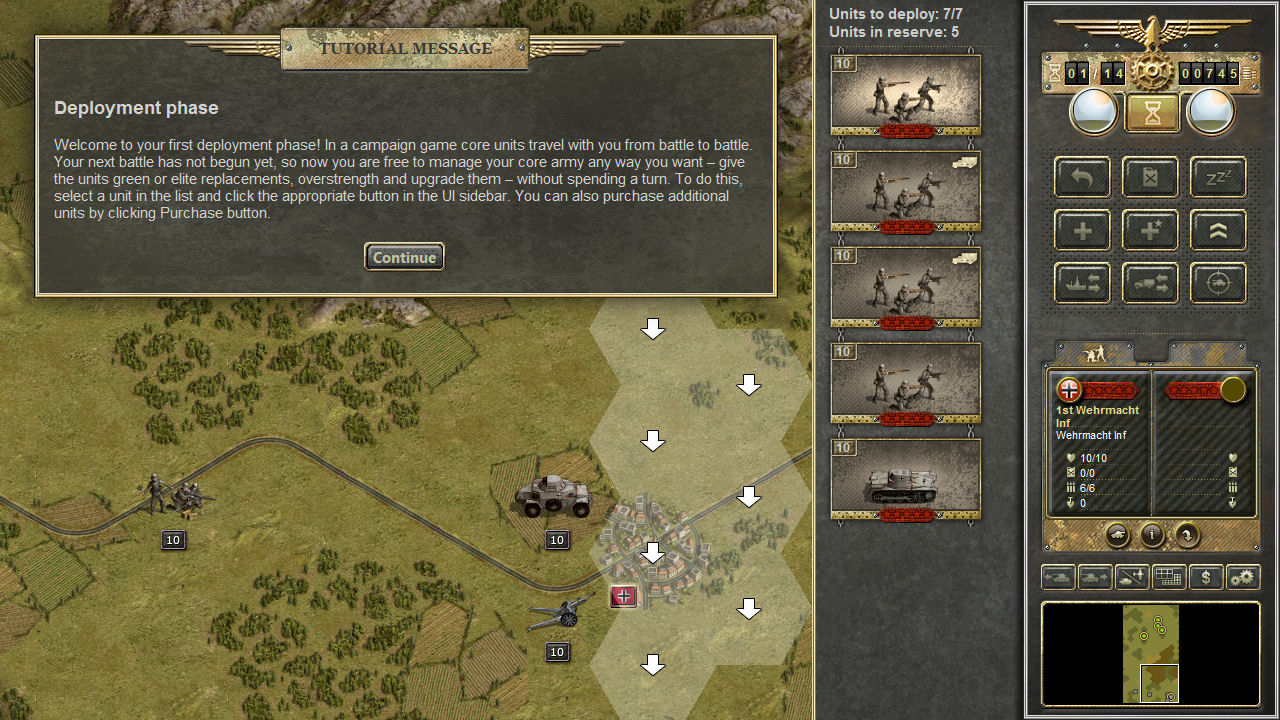 Panzer Corps (Steam, RU region) + Подарок
