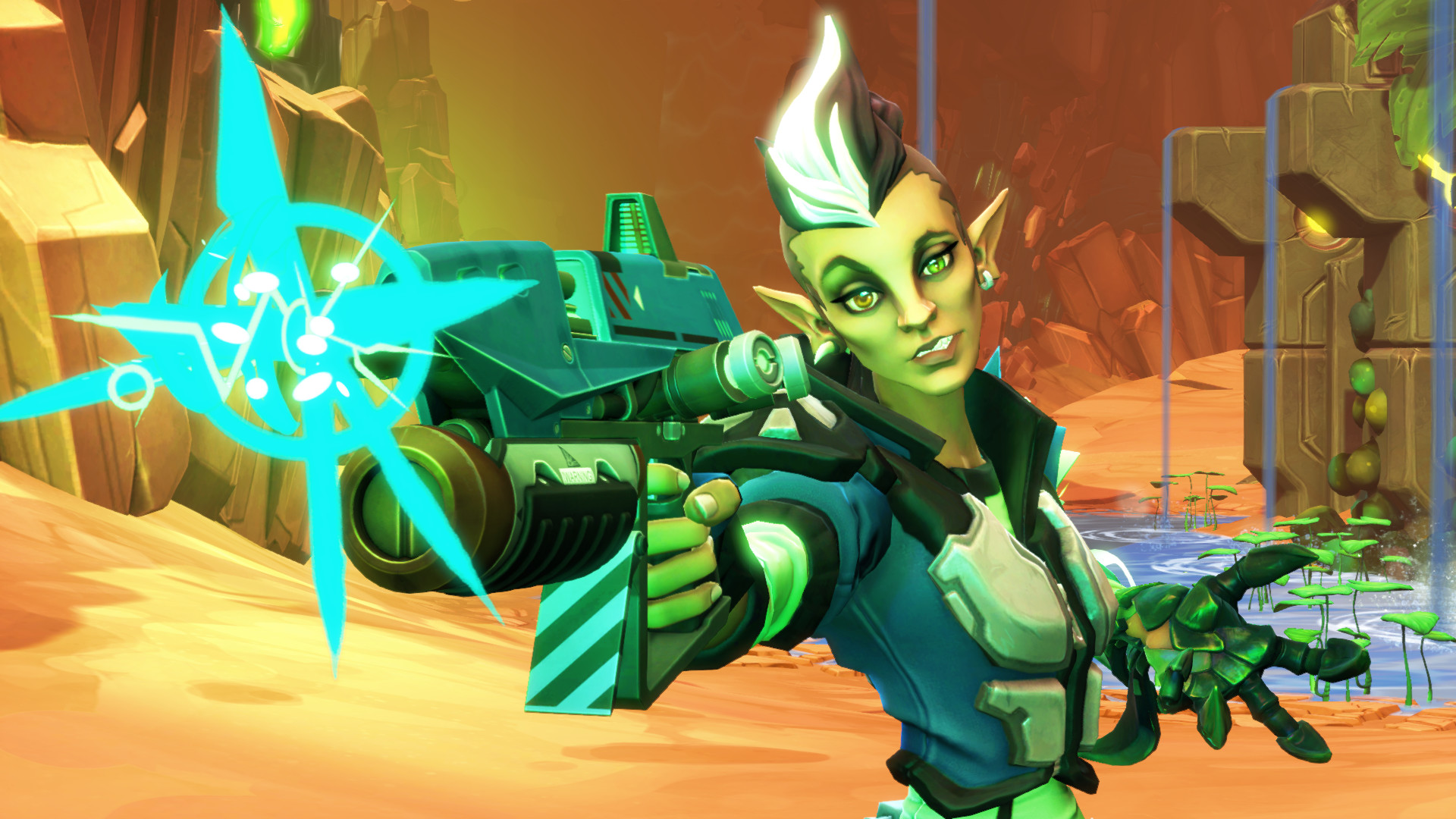 Battleborn: Digital Deluxe +Season Pass Steam RU + gift