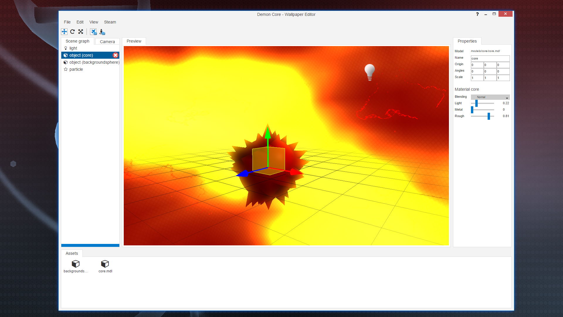 Wallpaper Engine (Steam, RU)✅