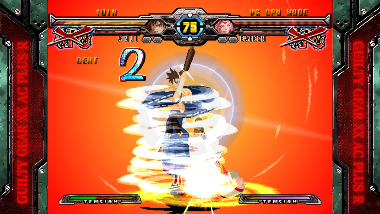 GUILTY GEAR XX ACCENT CORE PLUS R Steam Ru + Gift