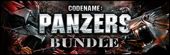 CODENAME: PANZERS BUNDLE (Steam, RU)✅ 2019
