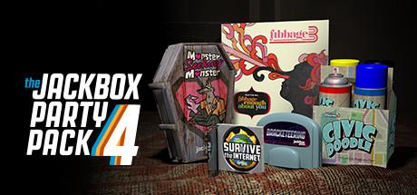 The Jackbox Party Pack 4 (Steam, RU)✅ 2019