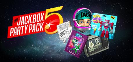 The Jackbox Party Pack 5 (Steam, RU)✅ 2019