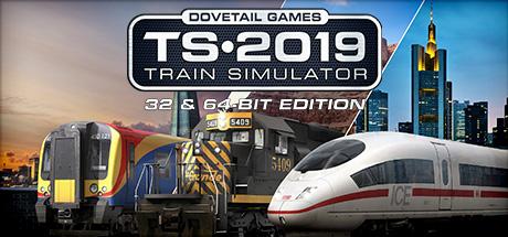 Train Simulator 2019 (Steam, RU)✅ 2019