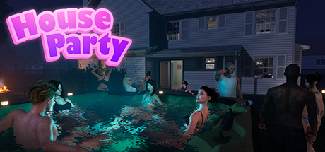 House Party (Steam, RU)✅ 2019