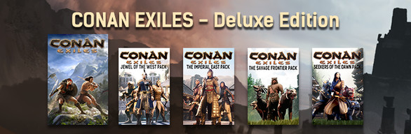 Conan Exiles - Deluxe Edition (Steam RU)✅ 2019