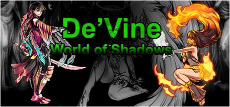 De'Vine: World of Shadows (Steam RU)✅ 2019