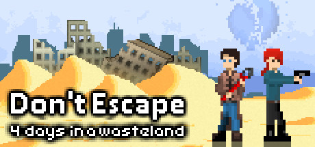 Don't Escape: 4 Days in a Wasteland (Steam RU)✅ 2019