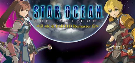 STAR OCEAN THE LAST HOPE 4K Full HD (Steam RU)✅ 2019