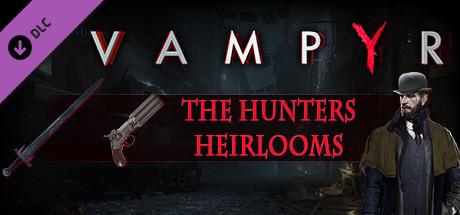 Vampyr The Hunters Heirlooms DLC (Steam RU)&#9989 2019