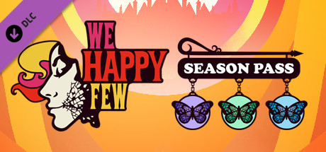 We Happy Few Season Pass (Steam RU)&#9989 2019