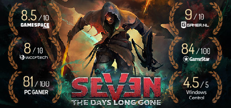 Seven: The Days Long Gone (Steam RU)✅ 2019