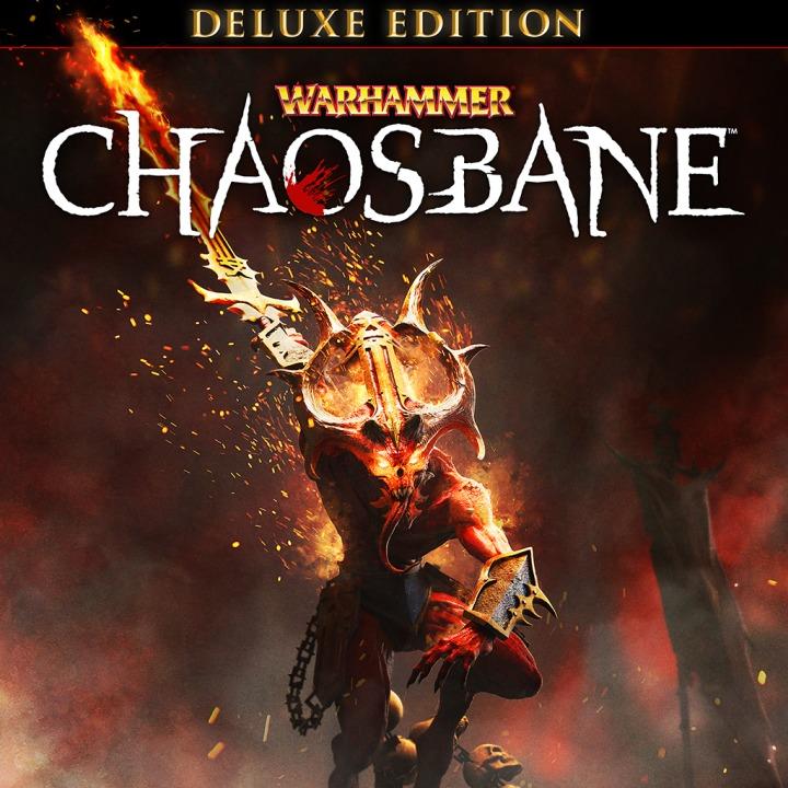 WARHAMMER: CHAOSBANE DELUXE EDITION (Steam RU)✅ 2019