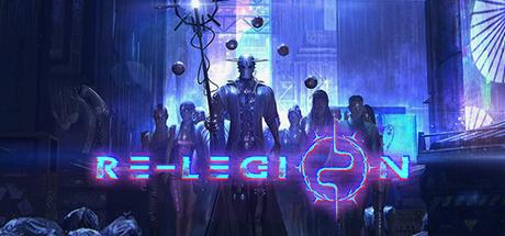 Re-Legion (Steam RU)✅ 2019