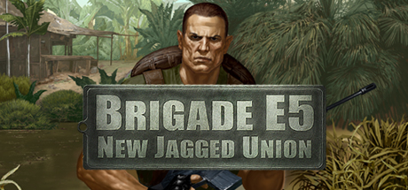 Brigade E5: New Jagged Union (Steam RU)✅ 2019