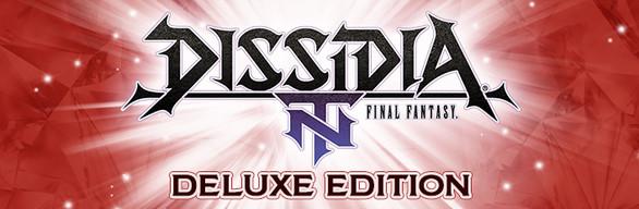 DISSIDIA FINAL FANTASY NT DELUXE EDITION (Steam RU) 2019