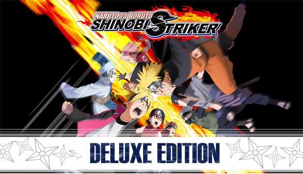 NARUTO TO BORUTO: SHINOBI STRIKER Deluxe Edition Steam 2019