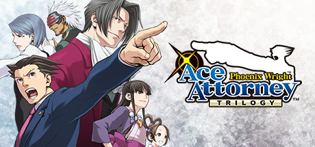 Phoenix Wright: Ace Attorney Trilogy (Steam RU)&#9989 2019