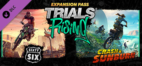 Trials® Rising - Expansion Pass (Steam RU)&#9989 2019