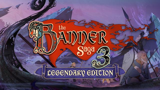 THE BANNER SAGA 3: LEGENDARY EDITION (Steam RU)&#9989 2019