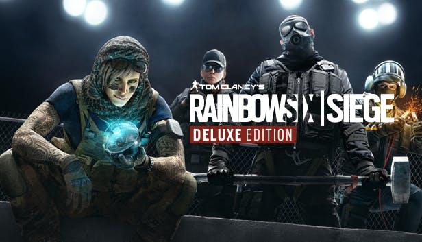 Tom Clancy's Rainbow Six Siege Deluxe Edition Steam RU 2019