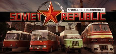 Workers & Resources: Soviet Republic (Steam RU)✅ 2019