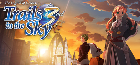 The Legend of Heroes Trails in the Sky the 3rd Steam RU 2019