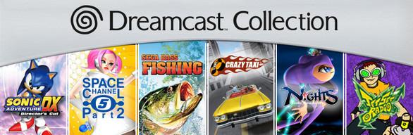 DREAMCAST COLLECTION (Steam RU)&#9989 2019