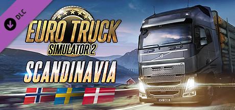 Euro Truck Simulator 2 Scandinavia DLC (Steam RU)✅ 2019