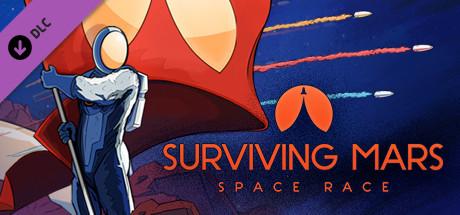 Surviving Mars: Space Race DLC (Steam RU)✅ 2019