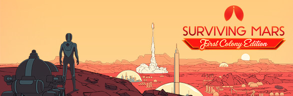 SURVIVING MARS: FIRST COLONY EDITION (Steam RU)&#9989 2019