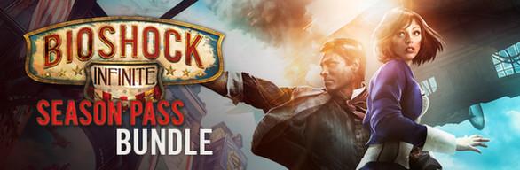 Bioshock Infinite + Season Pass Bundle (Steam RU)✅ 2019