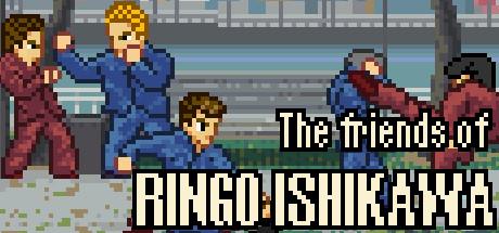The friends of Ringo Ishikawa (Steam RU)✅ 2019