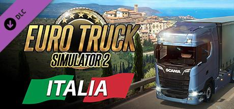Euro Truck Simulator 2 Italia (Steam RU)✅ 2019