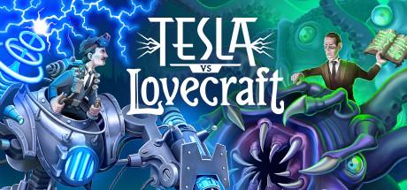 Tesla vs Lovecraft (Steam RU)✅ 2019