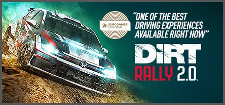 DiRT Rally 2.0 (Steam RU)✅ 2019