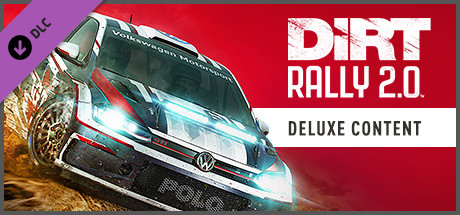DiRT Rally 2.0 - Deluxe Upgrade Store Package (Steam RU 2019