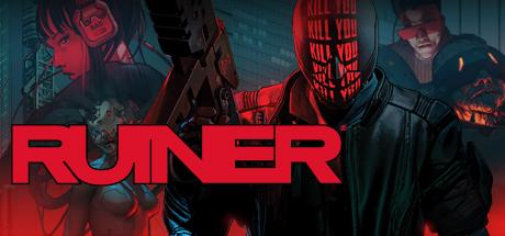 RUINER (Steam RU)✅ 2019